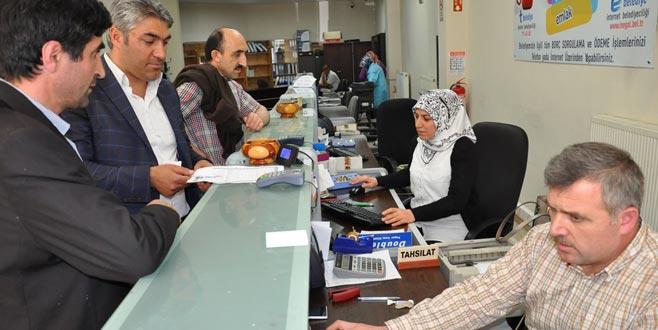 Belediyeye borçlu 4 bin 472 kişi yapılandırma yaptı