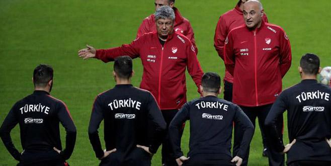 Türkiye, İsveç maçına hazır