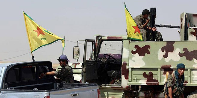 YPG'den Rakka'da 'sokağa çıkma yasağı'