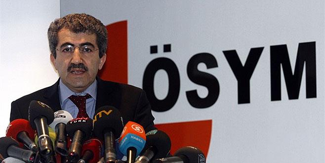 FETÖ'den yargılanan eski ÖSYM Başkanı için flaş karar