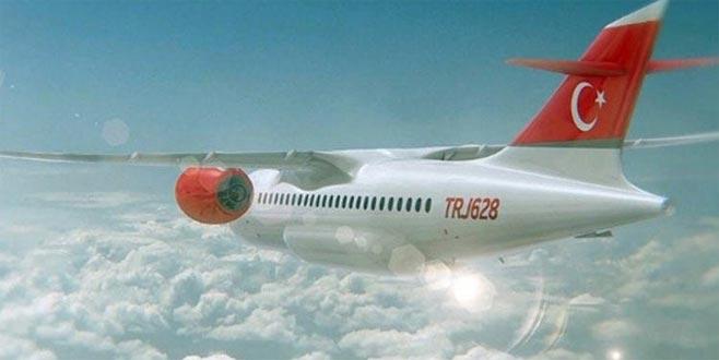 Müjdeyi böyle açıkladı! Yerli yolcu uçağı...