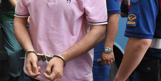 Bursa'da aranan kişi yakalandı