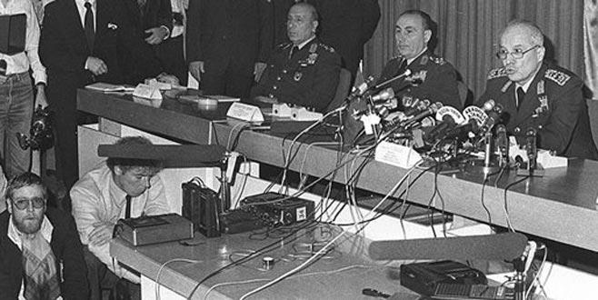 ABD'nin gizli 12 Eylül belgeleri ilk kez yayımlandı