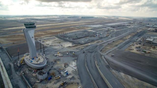 Yeni havalimanının adı dünya genelinde yapılacak araştırmalarla belirlenecek