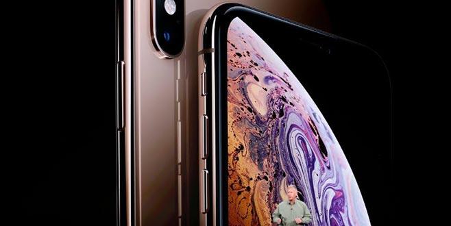 İşte Apple'ın yeni iPhone'u...