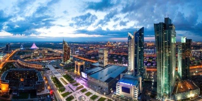 Kazakistan ile 1.7 milyar TL'lik anlaşma