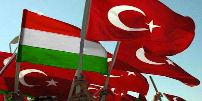 Macaristan'dan Türkiye'ye destek