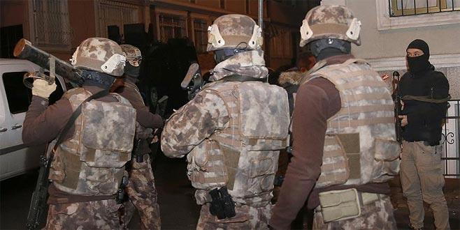 Terör operasyonunda çatışma: 1 terörist öldürüldü