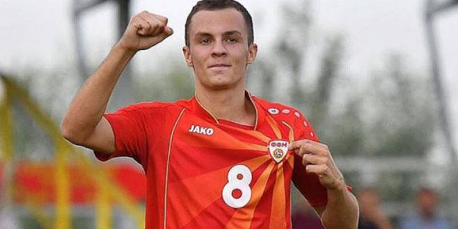 Atanasov golünü attı