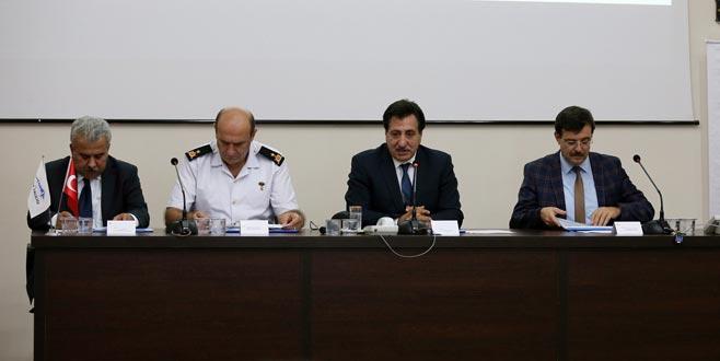 Bursa'da eğitime güvenlik ayarı