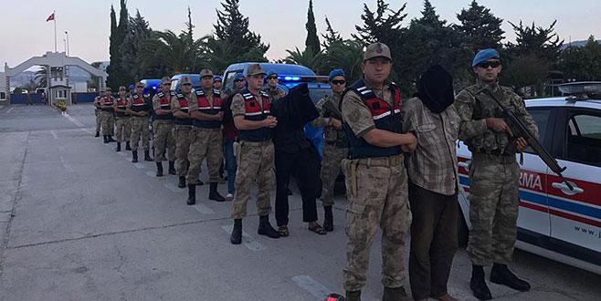 Suriye'de yeni terör operasyonu! O teröristler Türkiye'ye getirildi