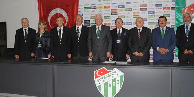 Bursaspor'da Divan günü
