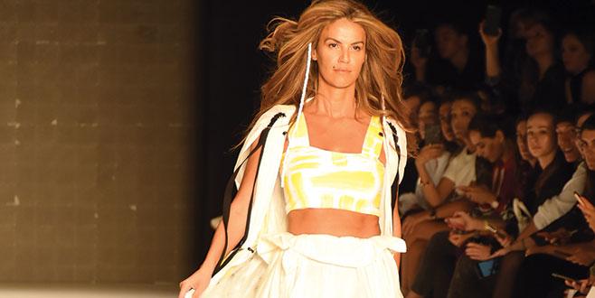 İstanbul Moda Haftası'na Tülin'li final