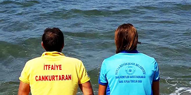 Bursa'da sezon boyunca 181 kişi boğulmaktan kurtarıldı