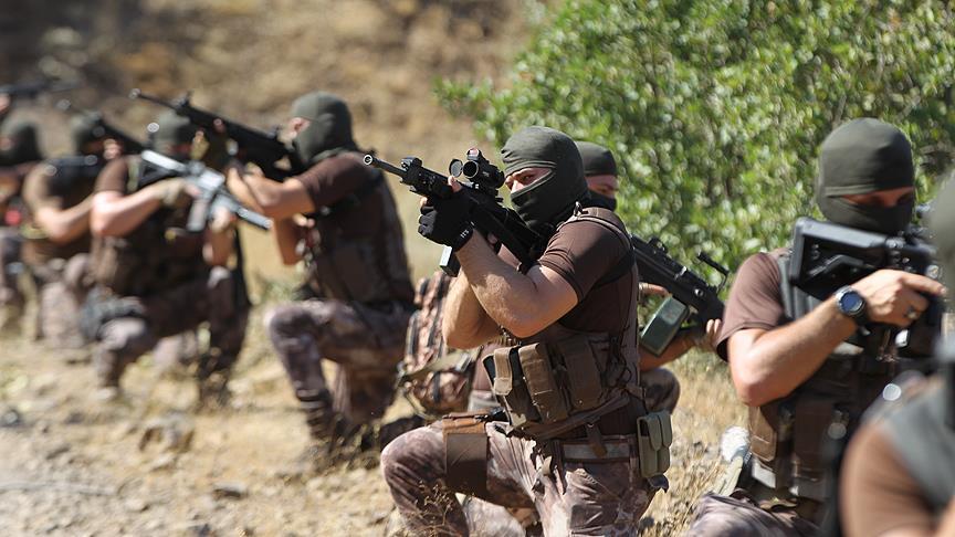 Hakkari'de etkisiz hale getirilen terörist sayısı 5'e yükseldi