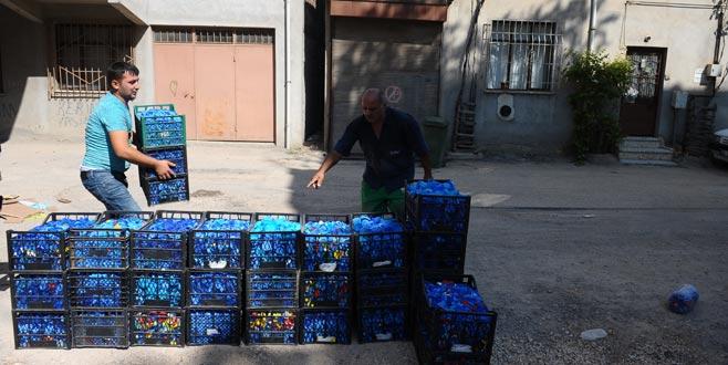 5 yılda 800 bin mavi kapak topladı