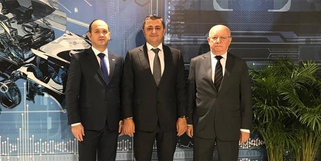 Türk otomotiv yan sanayi firmalarından Almanya'ya çıkarma