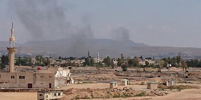 İsrail füze fırlattı, Suriye püskürttü