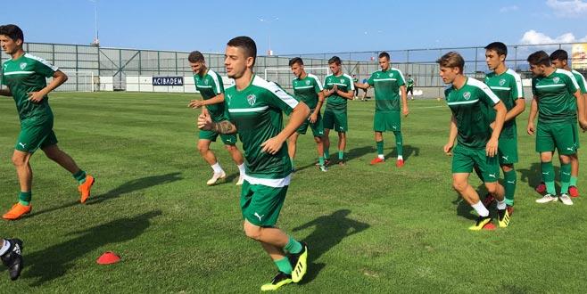 U21'e Rize hafif geldi: 3-0