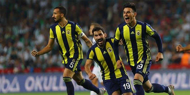Fenerbahçe 3 hafta sonra kazandı