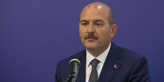 İçişleri Bakanı Soylu'dan Kaşıkçı açıklaması