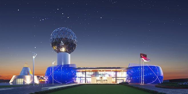 Şanlıurfa Bilim Merkezi'nin projesi Bursalı ünlü mimardan