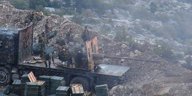 Suriye hava savunması, Lazkiye'ye yapılan füze saldırısını püskürttü