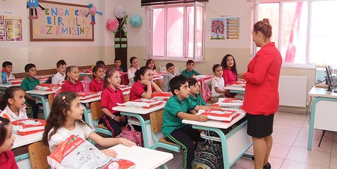 Bursa'da 2018-2019 eğitim-öğretim dönemi başladı