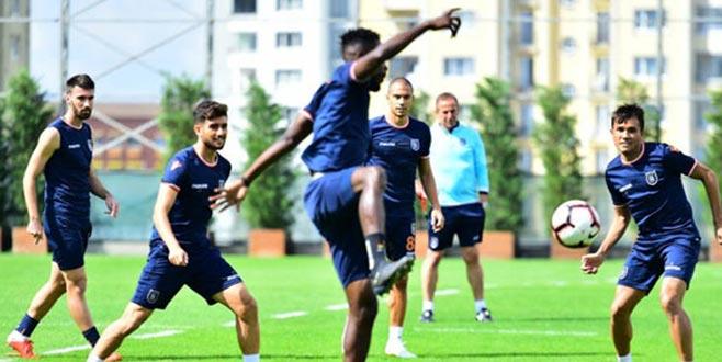 Başakşehir'de Bursaspor hazırlığı