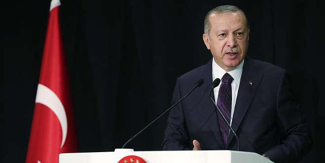 Erdoğan'dan Fransa'daki olaylarla ilgili açıklama
