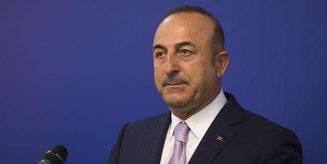 Çavuşoğlu: New York'ta Suriye konulu üçlü toplantı yapılacak