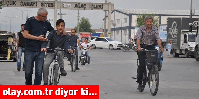 Kent ulaşımında bisiklet kullanmak en çok kimin işine yarar?