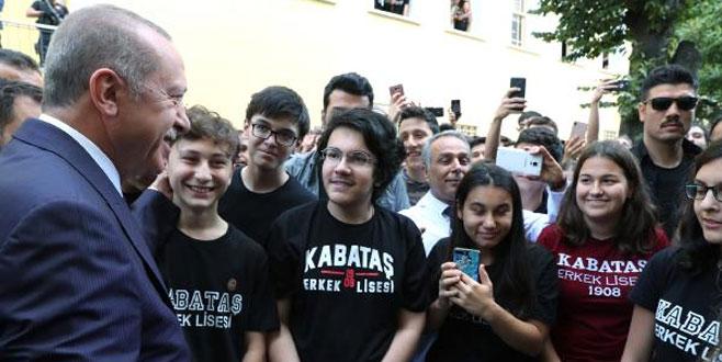 Öğrenciler talep etti... Erdoğan hemen talimat verdi