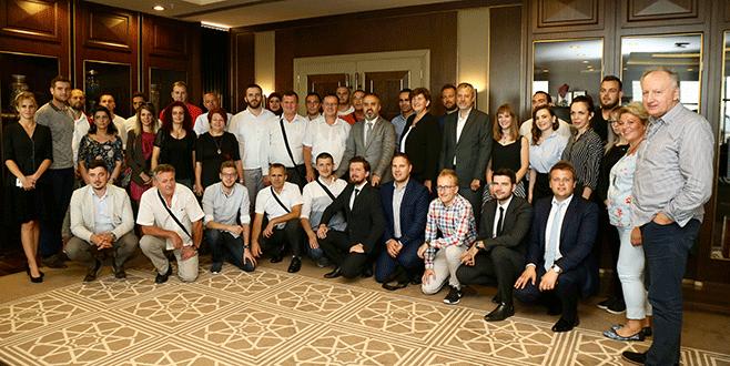 Bosna Hersek'ten işbirliği adımı
