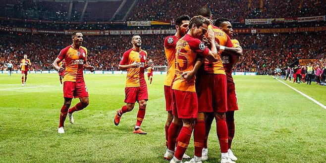Galatasaray Şampiyonlar Ligi'ne galibiyetle başladı