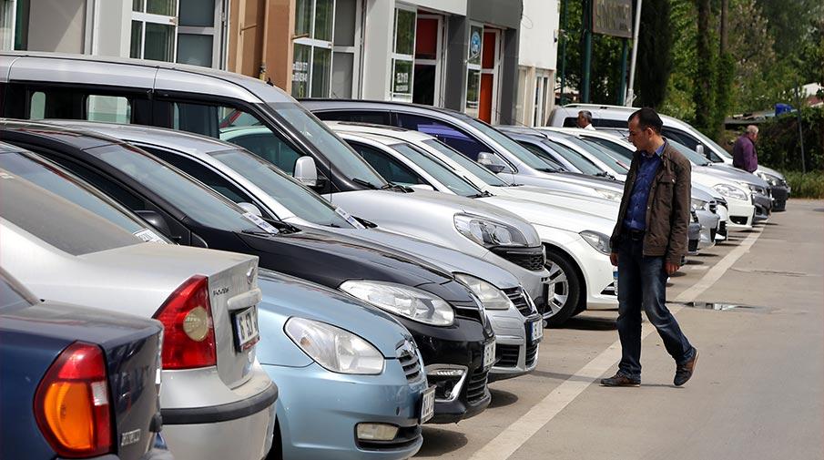 'İkinci el araç sektörü 2019'a iyi başladı'