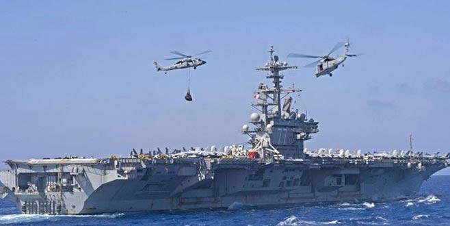 6. Filo Akdeniz'de operasyon başlattı
