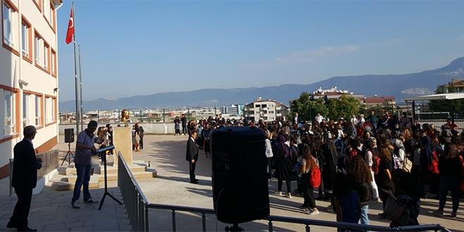 Kestel'de iki yeni okul binası eğitime başladı