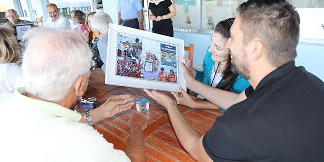 Mudanya'da kardeşlik buluşması