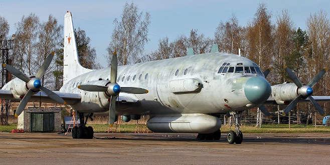 Rusya'dan düşen uçak ile ilgili açıklama