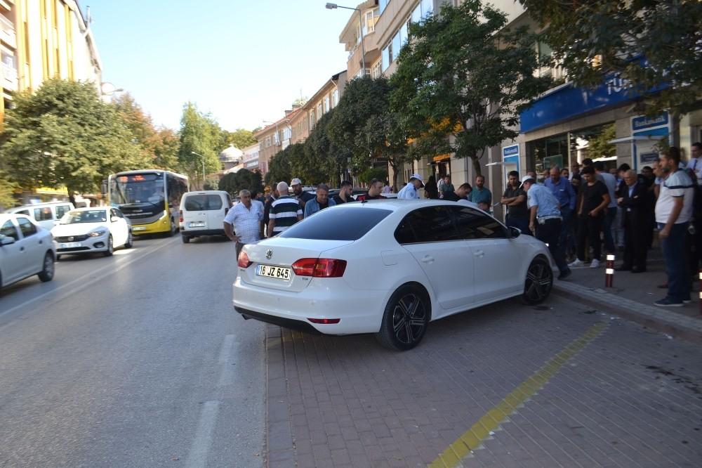 Bursa'da hareketli dakikalar!.. Polis ateş açarak durdurdu