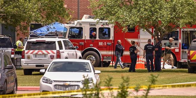 ABD'de silahlı saldırı! Çok sayıda kişi vuruldu...