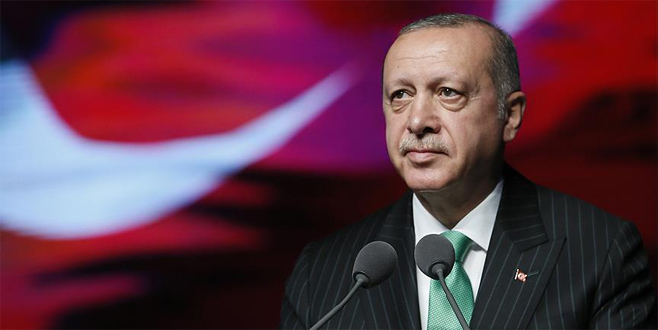 Cumhurbaşkanı Erdoğan'dan Trump'a Brunson yanıtı