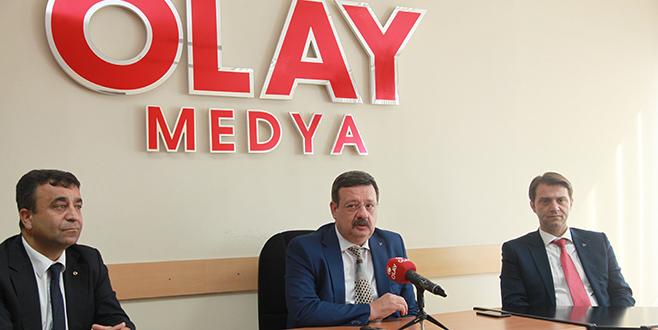 'İttifak Bursa'da söz konusu'