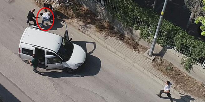 Yeri drone ile tespit edildi! Böyle yakalandı