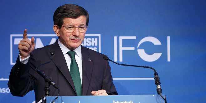 Başbakan Davutoğlu: 'Hasta adam' artık Avrupa