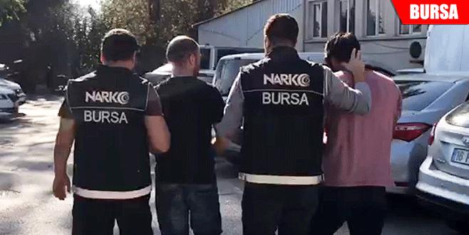 Sokaklarda uyuşturucu satanlara operasyon!