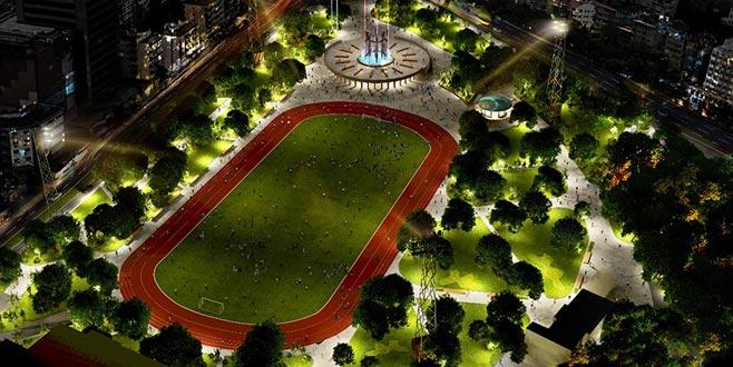 Bursa'nın 'Millet Bahçesi' için yeni proje