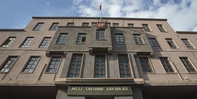 Milli Savunma Bakanlığı açıkladı: Sınırlar belirlendi
