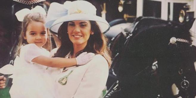 Eski Türkiye güzelinin kızı annesinin izinde.. Miss Turkey adayları arasında!